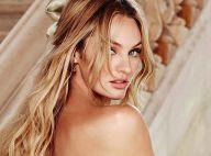 Candice Swanepoel : Terriblement sexy en petite tenue, la bombe est épatante