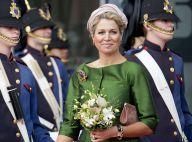 Reine Maxima : Etonnante en vert, sa tendance de la rentrée