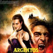 Asia Argento dégomme l'affiche ''ridicule'' du film de son père ''Dracula 3D''