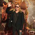 Brad Pitt lors du festival du film de Moscou, le 20 juin 2013