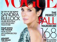 Sandra Bullock : Scintillante, la star dévoile sa coupe de cheveux rétro
