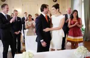 Felix de Luxembourg et Claire Lademacher : Vive les (éblouissants) mariés !