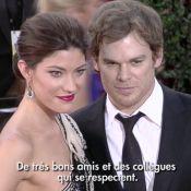 Michael C. Hall et Jennifer Carpenter : Fiers d'avoir réussi leur divorce...