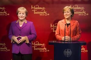 Angela Merkel chez Madame Tussauds : Saurez-vous reconnaître la vraie ?