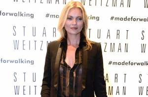 Fashion Week : Kate Moss, icône élégante à Milan pour dévoiler son minifilm
