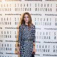 Olivia Palermo lors de l'inauguration de la boutique Stuart Weitzman à Milan, le 19 septembre 2013.