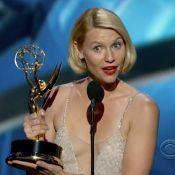 Emmy Awards 2013, le palmarès : le triomphe de Claire Danes et Michael Douglas