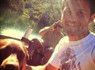 Christophe Beaugrand victime d'un cambriolage... les animaux vont bien !