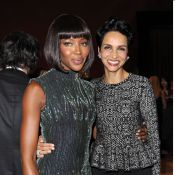 Farida Khelfa, Naomi Campbell, Clotilde Courau...: Soirée mode pour Azzedine Alaïa