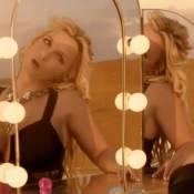 Britney Spears, fouet à la main, dévoile un extrait du clip de ''Work Bitch''