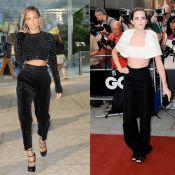 Nicole Richie vs Emma Watson : Qui assume le mieux le ventre nu ?