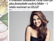 Princesse Madeleine : Mariée, enceinte et engagée, elle se fait mannequin