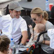 Marta Ortega et son bébé, Athina Onassis: Les amoureuses du Jumping de Barcelone