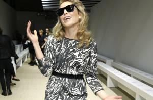 Fashion Week : Noomi Rapace et Alexandra Richards se croisent aux défilés