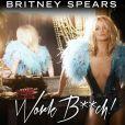 La pochette du nouveau single de Britney Spears, Work Bitch.