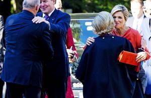 Maxima et Willem-Alexander des Pays-Bas : Visite éclair aux royaux de Norvège