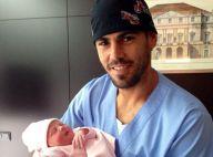 Victor Valdés papa : Sa belle Yolanda a accouché de leur troisième enfant !