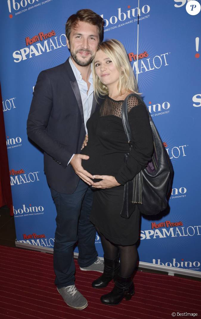 Marie inbona enceinte et son compagnon alexandre halimi - Stephane plaza et son mari ...