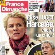 """""""France Dimanche"""" en kiosques le 4 octobre 2013."""