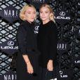 Mary-Kate Olsen et Ashley Olsen à New York le 5 septembre 2013