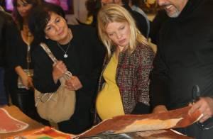 Mélanie Thierry, enceinte : Une future maman hyperactive, pour l'amour de l'art