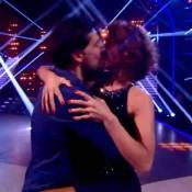 Danse avec les stars 4 : Titoff embrasse sa femme Tatiana sur la piste de danse