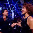 Titoff dans Danse avec les stars 4 sur TF1 le 5 octobre 2013.