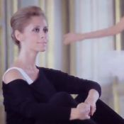 Lara Fabian dévore des yeux une ballerine dans le clip de ''Danse''