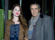 Julien Clerc et sa femme Hélène Grémillon 'à table' pour une histoire de famille