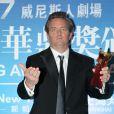 Matthew Perry lors de la cérémonie des Huading Awards à Macao., le 7 octobre 2013.