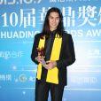 Booboo Stewart lors de la cérémonie des Huading Awards à Macao., le 7 octobre 2013.