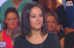 Danse avec les stars 4 - Alizée : 'Mon danseur Grégoire ne me pelote pas encore'