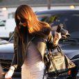 Kendall Jenner à Studio City, le 12 octobre 2013.