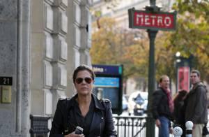 Tom Hanks et sa femme Rita : Amoureux et heureux dans les rues de Paris