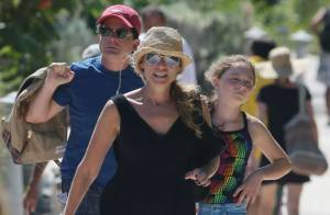 Michael J. Fox en famille : Détente à la plage après son grand come-back