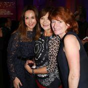 Elsa Zylberstein et Wendy Bouchard : Élégantes jurées du prix Pershing Hall