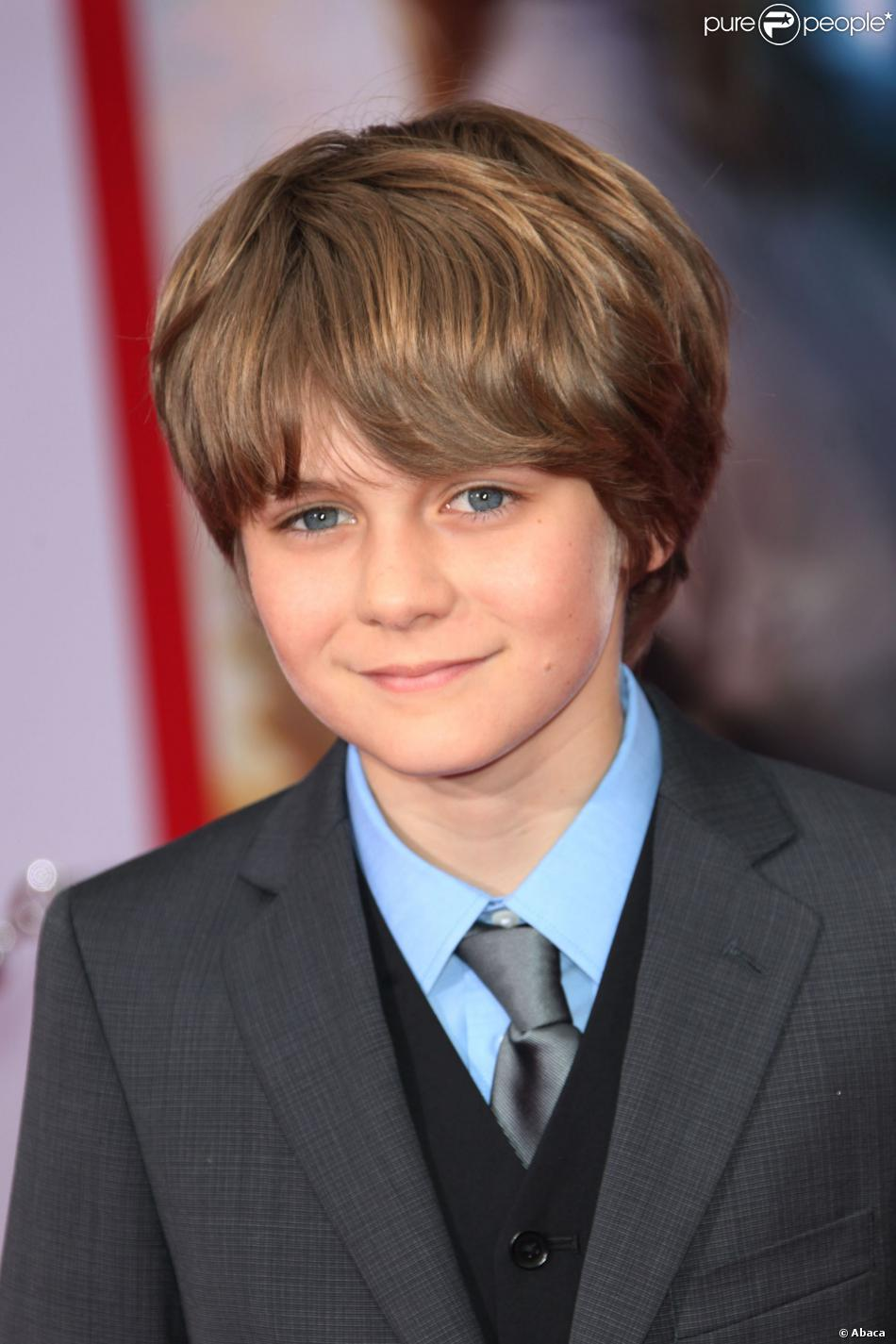 Ty Simpkins à Hollywood, Los Angeles, le 24 avril 2013.