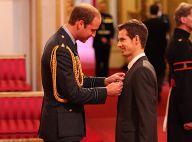 Andy Murray décoré par le prince William : Emotion et humour devant Kim Sears