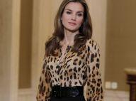 Letizia d'Espagne : Panthère glamour, une femme fatale à la Zarzuela