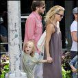 Kate Hudson et Ryder Robinson, balade naw-yorkaise !