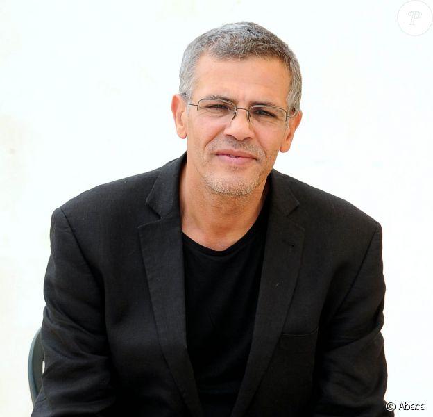 Abdellatif Kechiche lors du photocall du film La Vie d'Adèle le 16 octobre 2013 à Rome