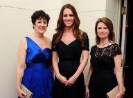 Kate Middleton : Fière de George, sublimement décolletée, déjà de retour !