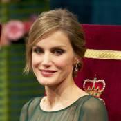 Letizia d'Espagne : Glamour au bras de Felipe pour honorer Michael Haneke