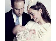Prince George : Il nous offre un beau sourire dans les bras de Kate Middleton