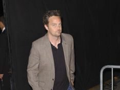PHOTOS : Matthew Perry, bien entouré mais mal en point !
