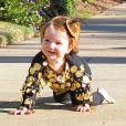 Keeva, la fille de Alyson Hannigan trop mignonne pour Halloween 2013