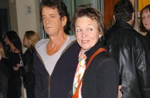 Lou Reed : Bouleversante, sa femme Laurie raconte ses derniers instants