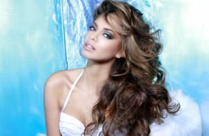 Hinarani de Longeaux : Torride en bikini et fourrure pour Miss Univers 2013