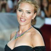Scarlett Johansson : Les secrets de son beauty look glamour