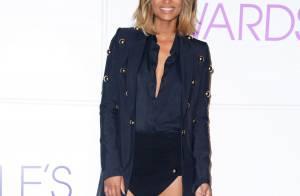 Ciara : Bombe sexy et tout en jambes face à Rachel Bilson, glamour